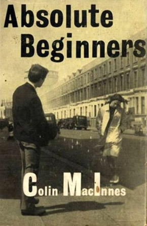 Absolute Beginners first edition hardback