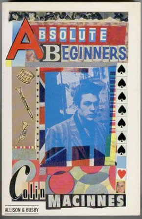 Absolute Beginners 1980s-style this was the cover of the copy I read