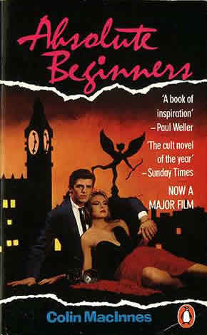 Absolute Beginners crap film tie-in edition